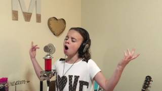 """Faith Moore - """"One More Try"""" (Acapella Cover) by George Michael"""