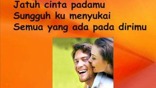""""""" I Love You """" dengan lirik oleh Dewi Sandra"""