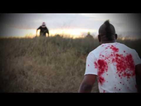 The Best Harlem Shake (Zombie Shake)- Cinematic Chase Scene - Full Zombie Make-Up Edition