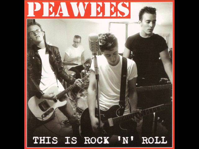 Audio de The Peawees ''She´s my Sun''.