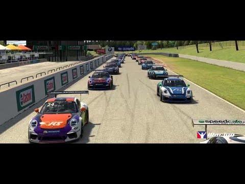 The first Porsche Esports Supercup