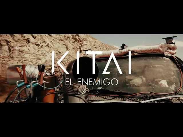 """Videoclip oficial de la canción """"El Enemigo"""" de Kitai."""