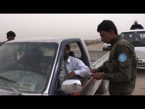 تنظيم الدولة الاسلامية يبث الرعب في مدينة الرقة بعد عام على طرده منها