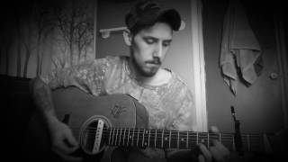 """Any ol' barstool"" Jason Aldean (cover)- by Michael Fox"