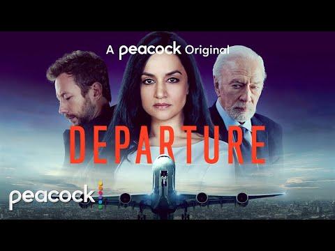 Departure   Official Trailer   Peacock