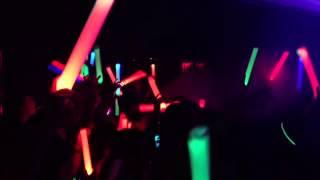 Over 1500 people @TIER #Deesko spinning Live (EDM MUSIC)