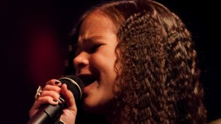 Black Sabbath - Paranoid Cover by 9 Year Old Rock Singer Sara & Motion Device