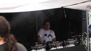 Louie Vega playing Sai & Ribatone - Tonite ( Ian Friday Libation Mix ) on the MAW Boat Party