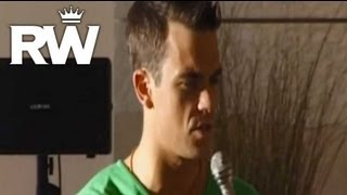 Robbie Williams | 'Eternity' | The Party Scene