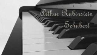 Arthur Rubinstein - Schubert Fantasie, Op. 15, D 760 Wanderer , Allegro (4)