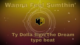 Wanna Feel Sumthin' - Ty Dolla $ign/The Dream type beat