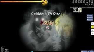 [OSU] UVERworld - Gekidou (TV Size)