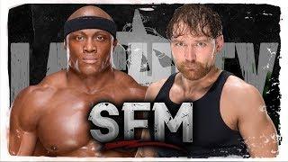 """WWE Mashup: Dean Ambrose and Bobby Lashley - """"Retaliated Dominance"""""""