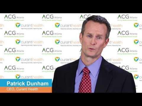 ACG Fast 40 Award | Curant Health
