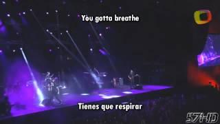 Maroon 5 - Wipe Your Eyes HD Live Video Subtitulado Español English Lyrics