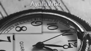 """My Time"" beat produced by Ayala Who"