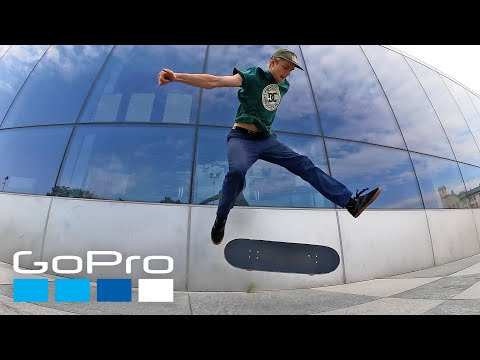 GoPro: Street Skate with Madars Apse in Latvia