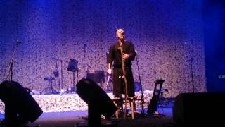Einar Selvik - Aslaug Funeral Song (Encore Live Wardruna in Moscow 04.02.2017)
