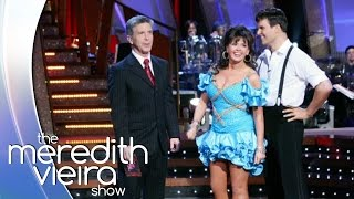 Tom Bergeron's Craziest DWTS Live TV Moment! | The Meredith Vieira Show