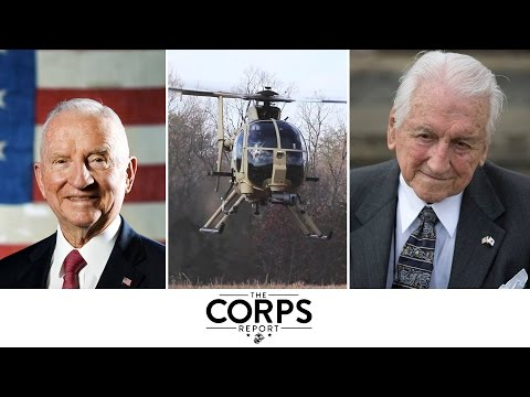 Honoring Lt. Gen. Snowden and AACUS Flight Technology | The Corps Report Ep. 92