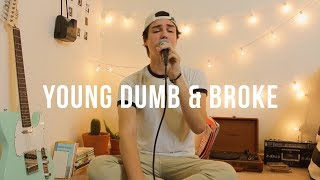Khalid - Young Dumb & Broke (cover by Germano)