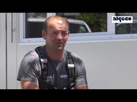 Menschen bei ALGECO: Benjamin Kunze, Bauleiter