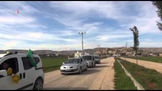 HÜDA PAR anons araçları köy köy geziyor / 26 03 2014 / MARDİN