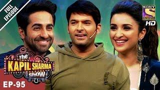 The Kapil Sharma Show - दी कपिल शर्मा शो-Ep - 95 - Parineeti Chopra & Ayushmann In Kapil's Show width=