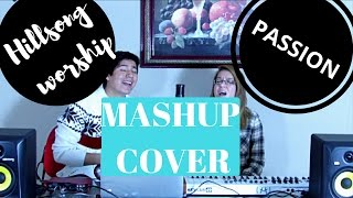 "What a beautiful name  - Simple Pursuit - ""MASHUP"" COVER (Espanol English)"