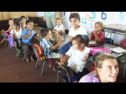 Mission Trip in Nicaragua- With Amigos for Christ and Holy Spirit