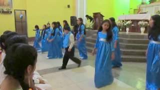 Cariñito - Cumbia peruana - Coro infantil Hayllikuq