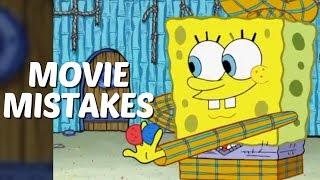 Spongebob Squarepants Friendly Game Mistakes You Didn't Notice