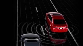 Mazda MX-5 RF – Sistema di monitoraggio dei punti ciechi (BSM)