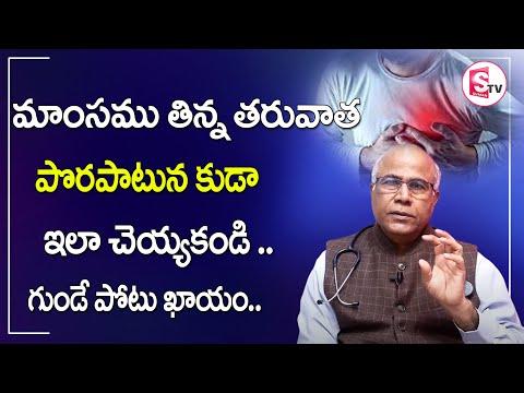 Heart Attack Problems |  గుండె పోటు రావడానికి కారణం ఇదే | Dr. CL Venkat Rao | SumanTv HealthCare