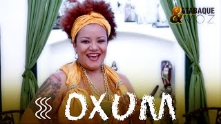 Atabaque & Voz - Oxum - Eu vi mamãe Oxum na cachoeira