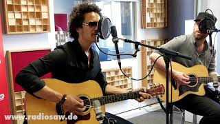 Unplugged: Eagle-Eye Cherry zu Gast bei radio SAW