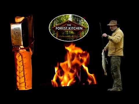 Axe, Deer and Fish | Log Cabin Life | Venison Heart Stew