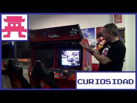 Entrada de nueva Arcade a restaurar en FLYNN'S: Delta Rally