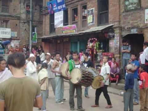 Scenes from Bakhtapur