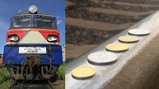 Train vs Coins