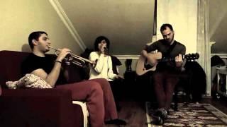 MavaRoz - Erkekler de Yanar cover (Home Sessions)