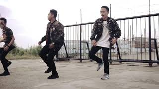joyner lucas ft chris brown- Stranger Things | Hip Hop Dance | NRDS #merukepapua