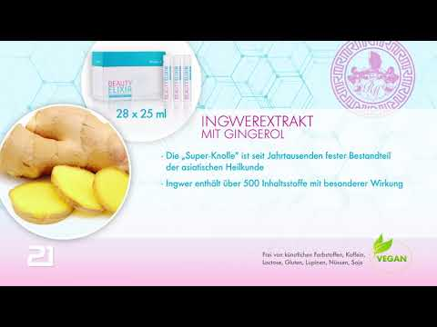 Ricarda M. Beauty Elixir Nahrungsergänzungsmittel