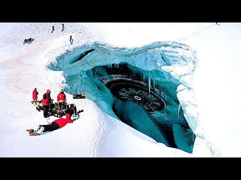 Ученые Раскрыли Секреты Самых Странных Открытий в Антарктиде