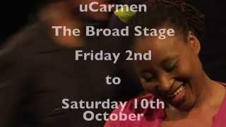uCarmen The Broad Stage