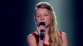 Zaśpiewała Adele - 'Hello' na scenie Małych Gigantów!