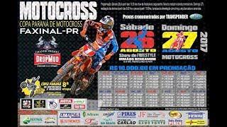 8ª etapa Copa Parana Motocross 2017 - Faxinal Pr