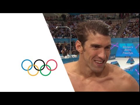 Swimming Men's 100m Butterfly Final - London 2012 Olympic Games Highlights