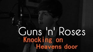 Guns 'n' Roses - Knocking on Heavens Door (Acoustic cover by Steven Telfer)