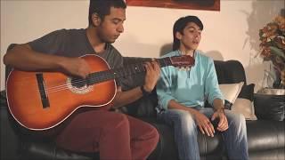 Volverte a ver - Juanes (cover) Brian Diaz(voz) - David Cardozo(guitarra)